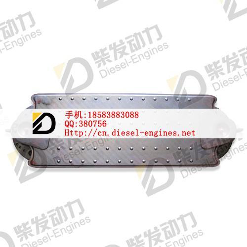机油冷却器芯 20749399